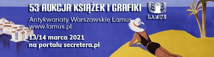 53 Aukcja Książek i Grafiki